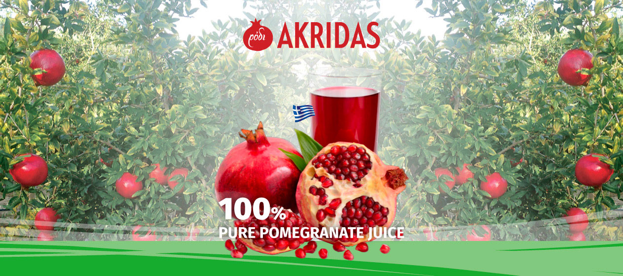 Pomegranate Akridas